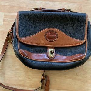 Vintage Dooney and Bourke Leather Purse Handbag